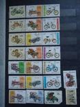 Почтовые марки 500+ шт СССР и страны мира photo 6