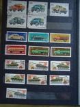 Почтовые марки 500+ шт СССР и страны мира photo 7