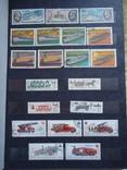 Почтовые марки 500+ шт СССР и страны мира photo 10