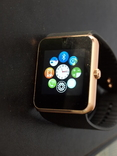 Часы -телефон Smart watch GT08 photo 6