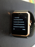 Часы -телефон Smart watch GT08 photo 10