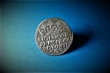 Коронный грош Сигизмунда 1 1528 года photo 3