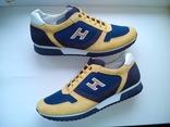 Кросовки Hogan из Натуральной Кожи (Розмір-45)