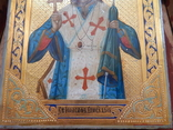 Икона Иоасаф Белгородский в киоте photo 4