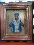 Икона Иоасаф Белгородский в киоте photo 13