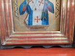 Икона Иоасаф Белгородский в киоте photo 14