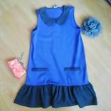 Фиолетово лавандовое платье Limited на 10-12 лет