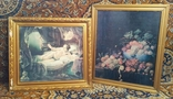 "Картина Рембранд ""Даная"", Адриан ван Ютрехт "" Натюрморт с виноградом"". Репродукции."