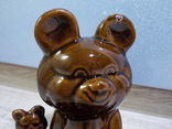 Пепельница Три олимпийских мишки, СКК photo 3