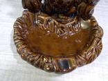 Пепельница Три олимпийских мишки, СКК photo 5