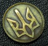 50 шагов 1992 1.2А г магнітна сталь, покрита латунню, фото 5
