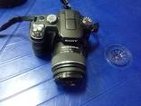 Цифровая фотокамера SONY DSLR A100 photo 4