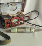 Дозиметров гражданской обороны. Рентгенметр-радиометр ДП-5Б