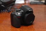 Nikon D3100 body photo 4