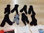 Мальчику 4-6 лет носки,трусы, майки б\у за любую цену photo 2