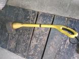 Триммер для травы рабочий