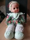 Кукла паричковая 50 см. 1951 г., фото №3
