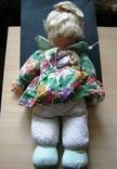 Кукла паричковая 50 см. 1951 г., фото №6