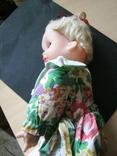 Кукла паричковая 50 см. 1951 г., фото №8