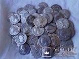 Монети Рим 60 штук