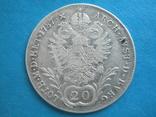20 крейцеров 1787 г. А, Австро- Венгрия