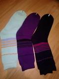 Махровые носки жен.3 пары