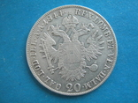 20 крейцеров 1844 г. С, Австро- Венгрия