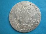20 крейцеров 1808 г. А, Австро- Венгрия