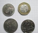 Монеты Сейшельских островов, рупии