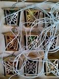Лот: Гирлянда ''Золотой фонарик'' НОВЫЙ в коробке. Электро гирлянда. photo 4