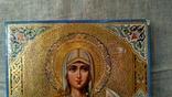 "Икона ""Святая Великомученица Параскева, нареченная Пятница"" (27 Х 22). photo 2"