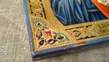 "Икона ""Святая Великомученица Параскева, нареченная Пятница"" (27 Х 22). photo 10"