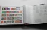 Коллекция марок Рос.Империя,США,Германия и т.д.+альбом.