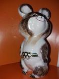 Мишка олимпийский.