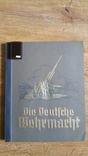 Альбом сигаретных вкладышей Die Deutsche Wehrmacht
