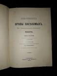 1905 Инстинкты и нравы насекомых