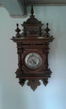 Часы Густав Беккер. Фрайбург