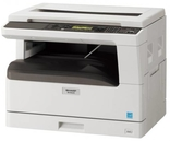 Лазерный копир-принтер-сканер формата А3 Мфу SHARP AR-5618 дуплекс