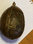 Пасхальное яйцо ХВ Христос Воскрес рамка для иконы фотографии латунь, фото №20