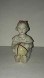 Девочка с мячеком Полонне
