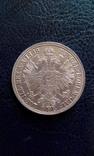 Австро-Венгрия 1 Флорин 1889