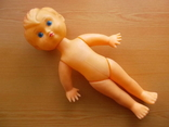 Рельефная кукла 28см