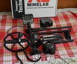 Металлдетектор Minelab E-TRAC+Pro-Pointer Garrett+headphones KOSS