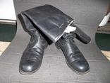Сапоги хромовые С.А. СССР.43 размер, фото №2