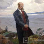 Жура Александр Яковлевич (р. 1927) - Т.Г.Шевченко над Днепром 1974 г. photo 9
