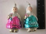 Девочки с цветами две игрушки