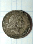 Монета 2 пенго. 50лет Фауста. 1936 серебро