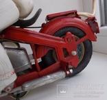 Мотоцикл на управлении СССР photo 2