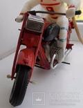 Мотоцикл на управлении СССР photo 3