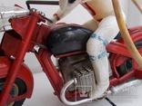 Мотоцикл на управлении СССР photo 4